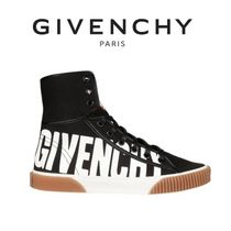 GIVENCHY★Branded Hi Top★Sneakers【送料・関税込】