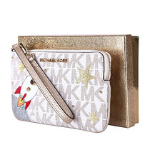 プレゼントに★Michael Kors Illustrations Wristlet 35H7XIFW3B