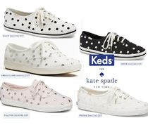 keds x kate spade new york champion dancing dot sneakers