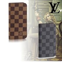新作★【Louis Vuitton】IPHONE 7&8 FOLIOスマホケース
