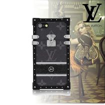 限定【Louis Vuitton】EYE-TRUNK FOR IPHONE 7スマホケース