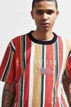 ★人気商品★ GUESS David Sayer Stripe Tee ★日本未入荷★