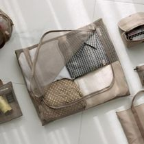 【by.fulldesign】Travelers _ Mesh Pouch _ Cube X Extra v.3