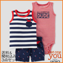 Baby Boy ∴ Carter's ∴ 3点セット・All American Dude