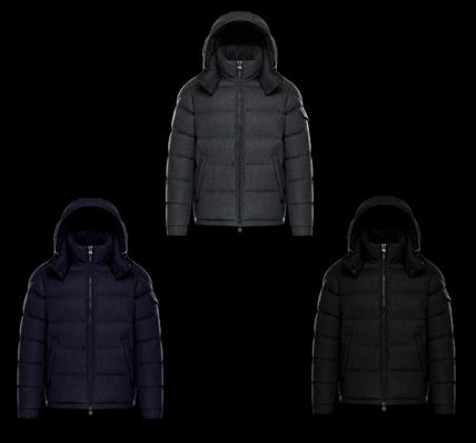 MONCLER ダウンジャケット Moncler★2018AW新作★MONTGENEVRE★3色★送料&関税込み