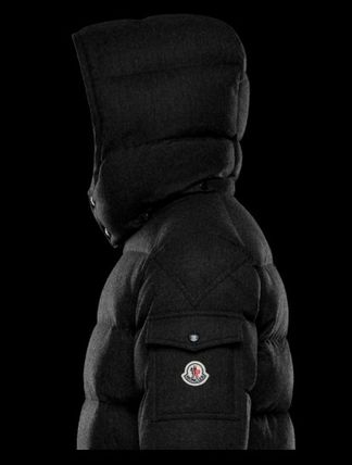MONCLER ダウンジャケット Moncler★2018AW新作★MONTGENEVRE★3色★送料&関税込み(11)