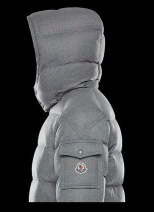 MONCLER ダウンジャケット Moncler★2018AW新作★MONTGENEVRE★3色★送料&関税込み(17)