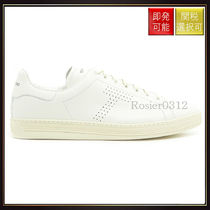 【トムフォード】Logo Sneakers White
