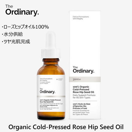 The Ordinary 美容液・クリーム The Ordinary■100%Organic Cold-Pressed Rose Hip Seed Oil