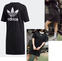 ADIDAS ORIGINALS☆Trefoil Dress Tシャツワンピ  DH3184