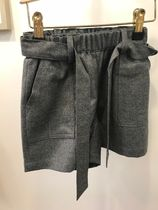 18AW【Bonpoint】Gustave ショートパンツ 10~12A (gris)