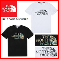 THE NORTH FACE(ザノースフェイス) Tシャツ・カットソー THE NORTH FACE☆カモフラージュ HALF DOME S/S/ R/TEE_NT7UJ18