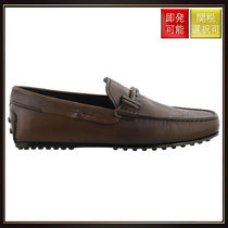 TOD'S(トッズ) ドレスシューズ・革靴・ビジネスシューズ 【トッズ】Double T Loafers Multi