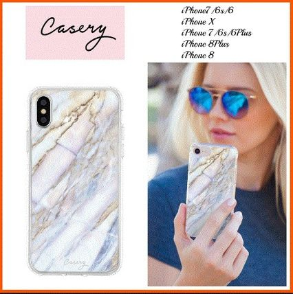 iPhone・スマホケース 最新!!日本未入荷☆THE CASERY ☆SHATTER MARBLE