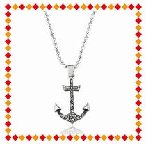 ATOLYESTONE(アトリエストーン) ネックレス・チョーカー 【関税・送料込】アトリエストーン♪CLASSIC ANCHOR NECKLACE