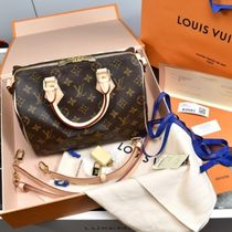 LOUIS VUITTON#SPEEDY BANDOULIERE 25