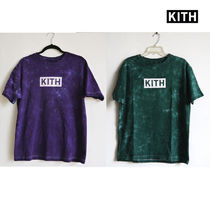 KITH NYC Kith Solid Dye Tee Green Monday Program ロゴT