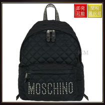 【モスキーノ】Backpack Multi