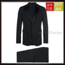 【ディースクエアード】Miami Smoking Suit Black