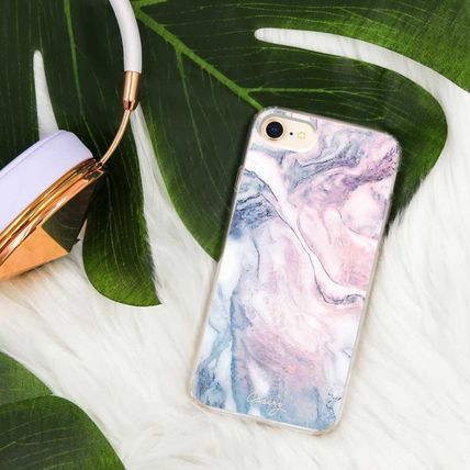iPhone・スマホケース 最新!!日本未入荷☆THE CASERY ☆CLOUDY MARBLE(4)