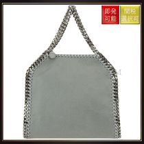 【ステラマッカートニー】Mini Falabella Bag Silver