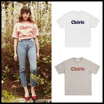 CLIF WEAR(クリフウェア) Tシャツ・カットソー ☆CLIF WEAR☆ CHERIE TEE 半袖Tシャツ男女兼用 3色