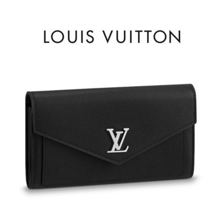 Louis Vuittonルイヴィトン◇メンズ長財布◇MYLOCKME WALLET