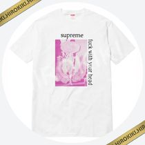 Lサイズ/ Supreme Fuck With Your Head Tee T-shirts White 白