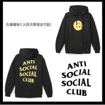【希少】Anti Social Social Club/ HMU Black パーカー