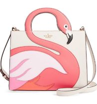 kate spade☆BY THE POOL FLAMINGO SAMトート
