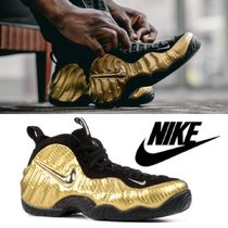 入手困難!NIKE AIR FOAMPOSITE PRO 'Metallic Gold'