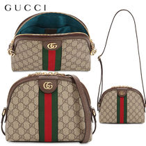 【正規品保証】GUCCI★18秋冬★OPHIDIA GG SUPREME SHOULDER BAG
