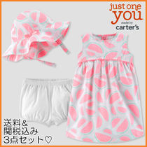 Baby Girl ∴ Carter's ∴ 3点セット・スイカ