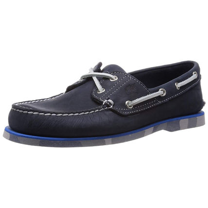 Timberland 6967A Icon Classic 2 Eye NAVY