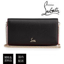 関税送料込♪NEW AW【ChristianLouboutin】Boudoir Chain Wallet
