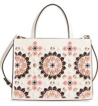 kate spade☆thompson street  sam embellishedレザーサッチェル