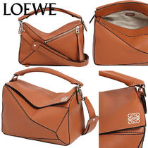 【正規品保証】LOEWE★18秋冬★MEDIUM PUZZLE TOP HANDLE BAG