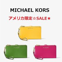 ◆MK◆SALE◆Adele Leather スマホリスレット