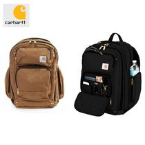 Carhartt(カーハート) バックパック・リュック 新作★Carhartt★レガシー deluxe workpack black/brown