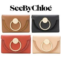 【18AW】★SEE BY CHLOE★flap wallet