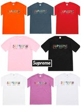 SS18 Supreme CRYSTALS Tシャツ ♡