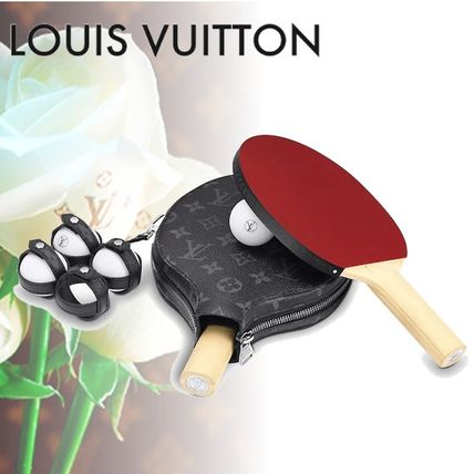 Louis Vuitton スポーツその他 ルイヴィトン セット・ピングポング ジェームス 卓球セット