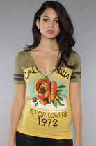 【国内在庫あり】Rebel Yell☆CA Lovers Football Tシャツ