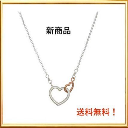 Dogeared ネックレス・ペンダント 送料込!☆新作☆【Dogeared】Two Linked Heart Necklace♪