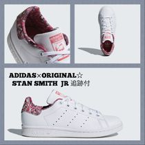 ★新作★Adidas Originals★STAN SMITH JR★22~25CM追跡付