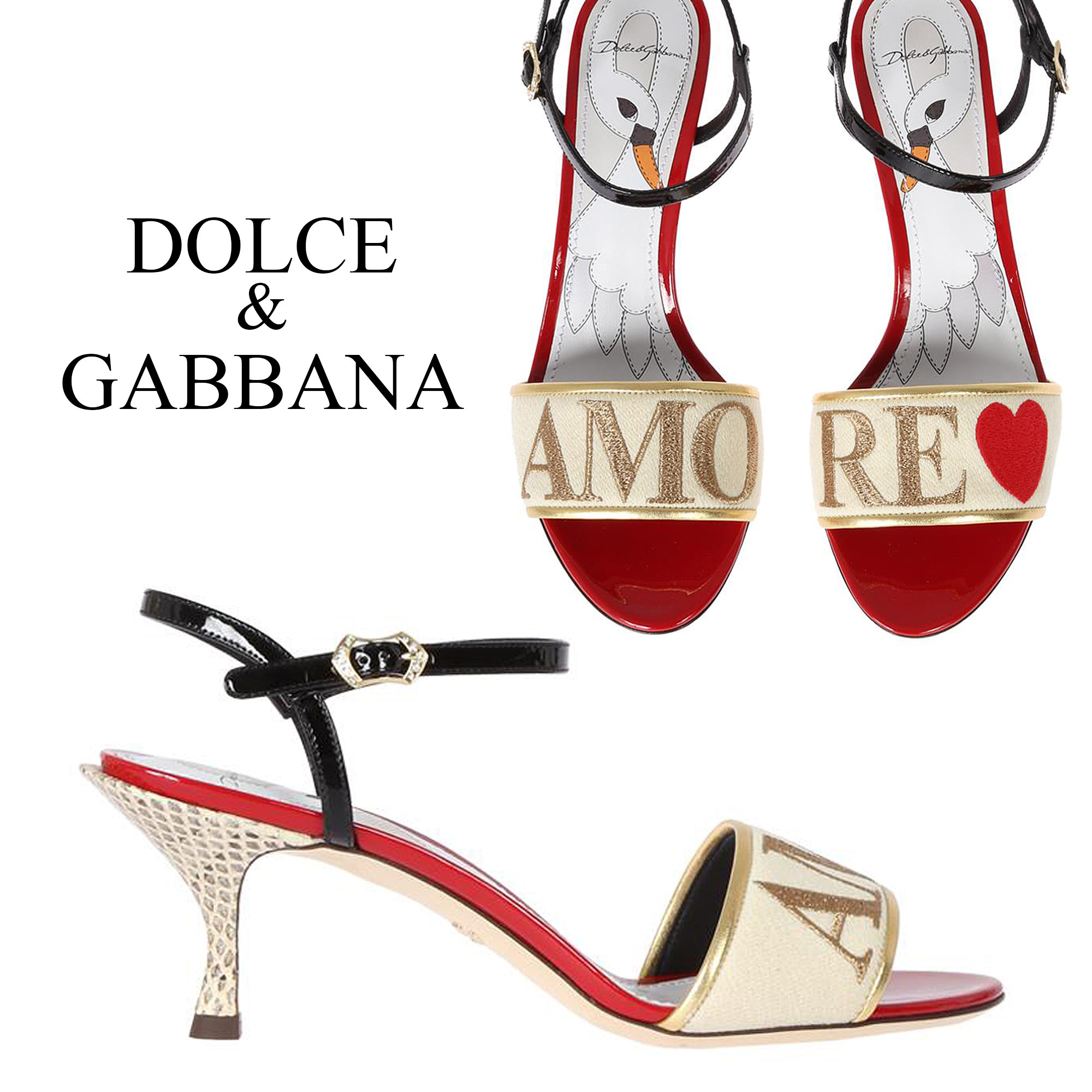 Gabbana Sandals Dolce 2018 Dolce And Sandals And Gabbana fY76gby