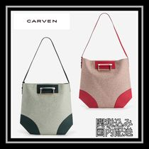 CARVEN★ヴェルヌイユバッグ
