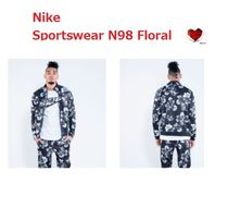 Love it   FLORAL N98 TRACK JACKETS PANTS