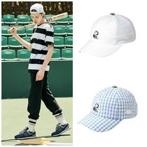 STEREO VINYLSの[SM18 Peanuts] Tennis Player Snoopy Cap 全2色