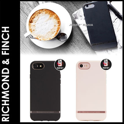 RICHMOND & FINCH iPhone・スマホケース ★追跡&関税込【RICHMOND & FINCH】iPhone/SATIN